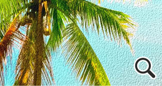 Пример текстуры Морской песок
