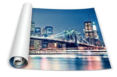 Печать фотообоев на заказ